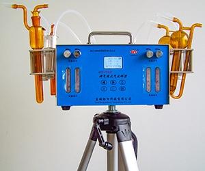 QCS-6000型四气路大气采样器