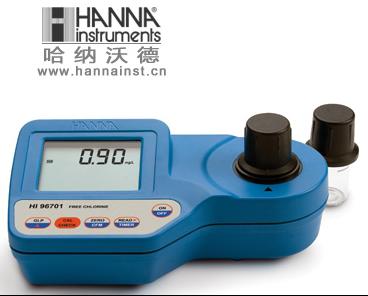 HANNA HI96701 余氯测定仪