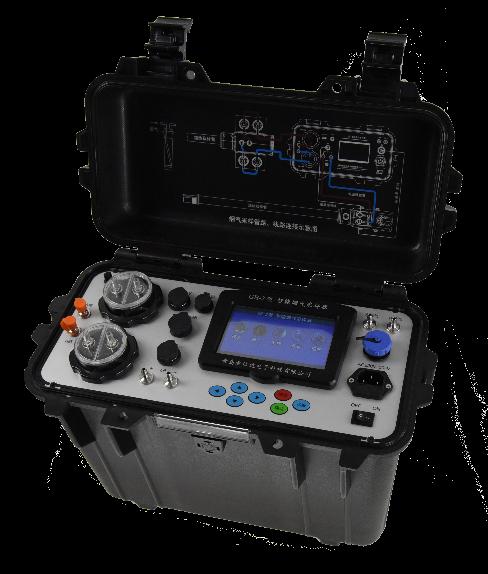 GH-2型智能多功能烟气采样器(2018款)