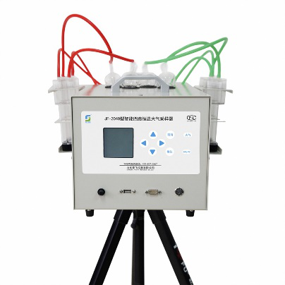 JF-2040型智能四路恒温大气采样器